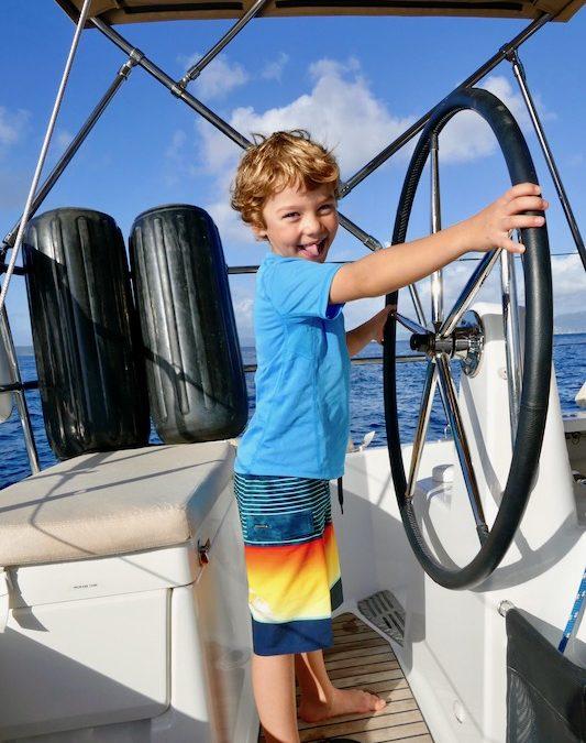 BVI Sailing Adventures – By Jaxon.   November 7 – 21