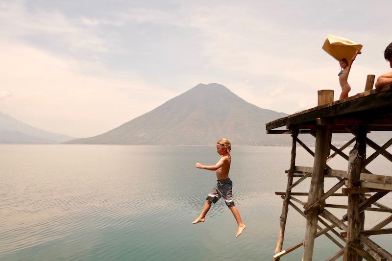 I like Guatemala because…