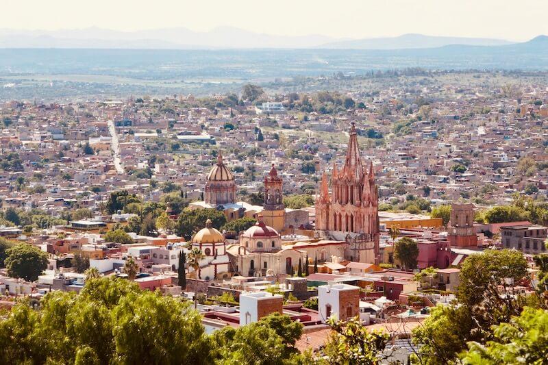 Six weeks in San Miguel de Allende