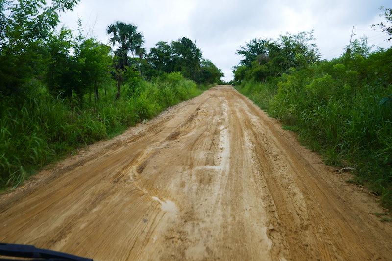Rio Verde to Tolantongo