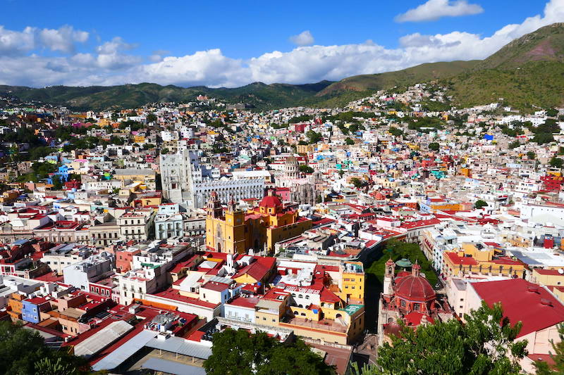Independence Day & Guanajuato City