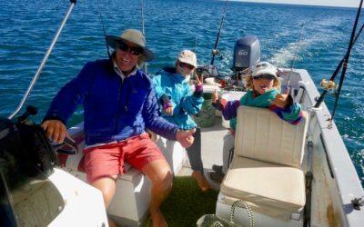 Fishing Trip to the Island – by Jaxon