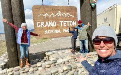 Wondering through Wyoming